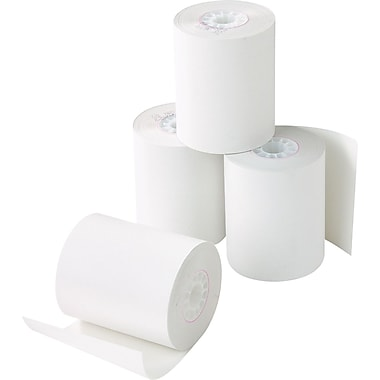 Staples Thermal Gas Pump Rolls, 2 1/4in. x 85'