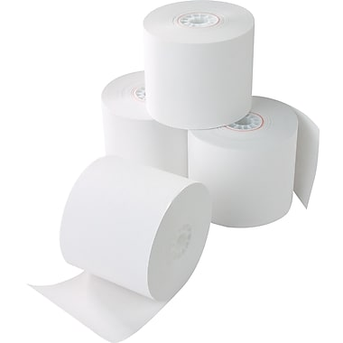 Staples Thermal Calculator Rolls, 2 1/4in. x 165'