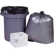 Platinum Plus Extra Heavy-Duty Trash Bags, 1.5 mil, 30 Gallons