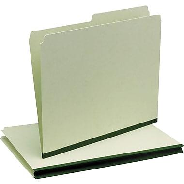 Pendaflex® Recycled Pressboard Folder, Letter Size, Green