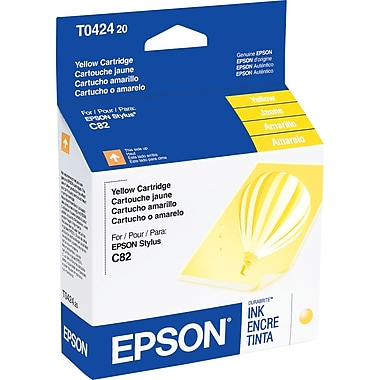 Epson T0424 Yellow Ink Cartridge (T042420)