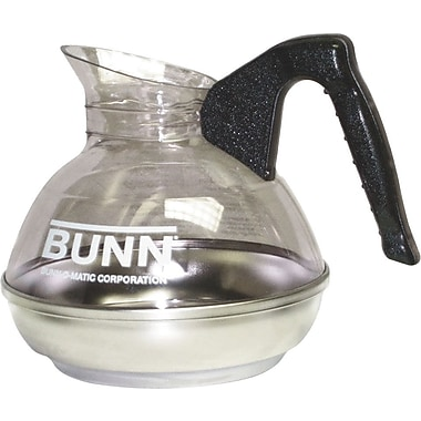 Bunn Easy Pour® Black Handle Decanter