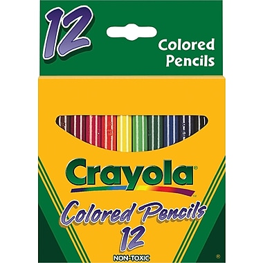 Cryaola Colored Pencils