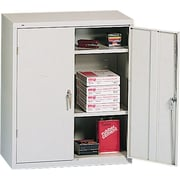 "HON® Brigade® 3-Shelf Assembled Storage Cabinets, 18""D"