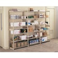 Tennsco Regal Shelving Units, Sand
