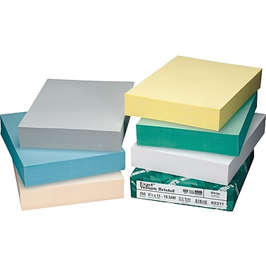 Wausau Exact® Semi Smooth Cover Stock Paper