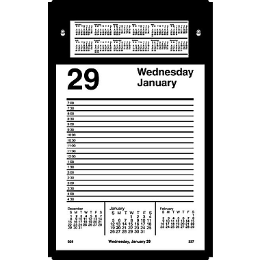 AT-A-GLANCE® Desk Calendar Base for 5in. x 8in. Calendar Refills