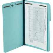 Pendaflex® Heavy-Duty Fastener Folders, Letter