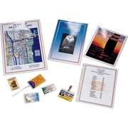 GBC® HeatSeal™ Ultra Clear Laminating Pouches, Retail Quality