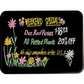 Quartet® Melamine Mark N Wipe Dry-Erase Board,  3' x 2'