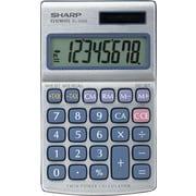 Sharp® EL-326SB 8-Digit Display Calculator