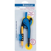 Staedtler® Plastic Compass With Safety Blunt Tip