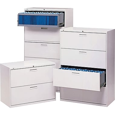 HON® 500 Series 36in. Wide Lateral File Cabinets