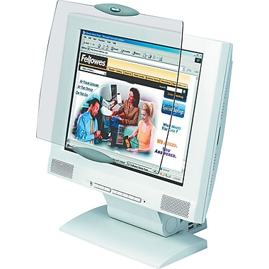 Fellowes 17in. LCD Anti-glare Flat Frame Filter