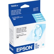 Epson 33 Light Cyan Ink Cartridge (T033520)