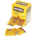 Bayer® Aspirin, 50 Packets/Box