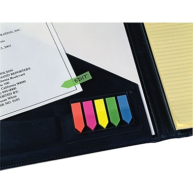 Redi-Tag® SeeNotes® Assorted Small Arrow Flags