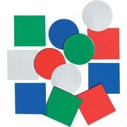 "Quartet® Magnetic Circles, 3/4"" Diameter, Blue, 20/Pk"