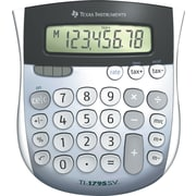 Texas Instruments® TI-1795SV 8-Digit Display Calculator