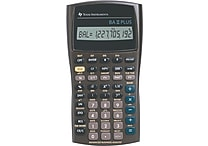 Texas Instruments® BA II PLUS™ Financial Calculator