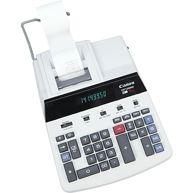 Canon CP1200D Commercial Printing Calculator