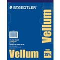 Staedtler® 25% Vellum Tracing Paper, 8 1/2in. x 11in.