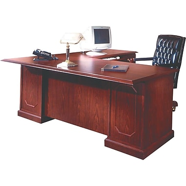 DMI Andover Right Executive L-Desk