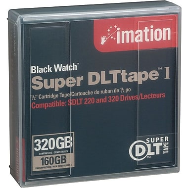 Imation 160/320MB Super DLT I Data Cartridge