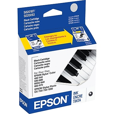Epson Black Ink Cartridge (S187093)