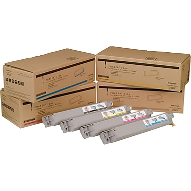 Xerox Phaser 7300 Black Toner Cartridge (016-1980-00), High Yield