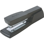 Swingline® Light Duty Desk Stapler, Fastening Capacity 20 Sheets/20 lb., Black