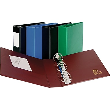 4in. Avery® Heavy-Duty Binders with One Touch™ EZD® Rings