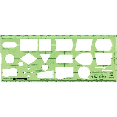 Staedtler® Drafting Templates