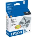 Epson T0431 Black Ink Cartridge (T043120), High Yield