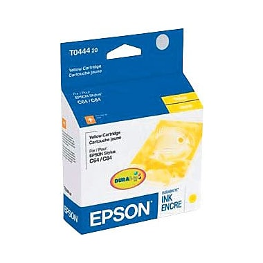 Epson T0444 Yellow Ink Cartridge (T044420)