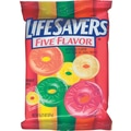 Lifesavers Five Flavor, 6.25 oz. Bag