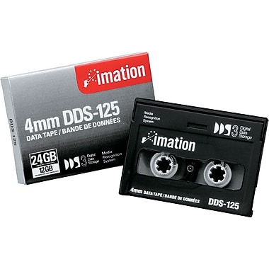 Imation 4MM 12/24GB DDS-3 Data Cartridge