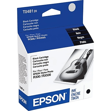 Epson 48 Black Ink Cartridge (T048120)
