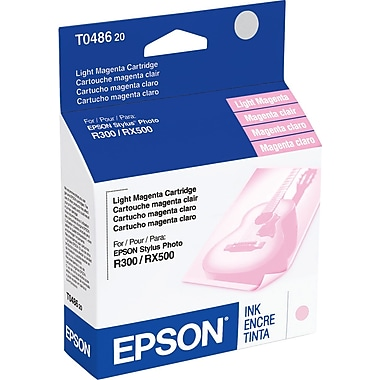 Epson 48 Light Magenta Ink Cartridge (T048620)