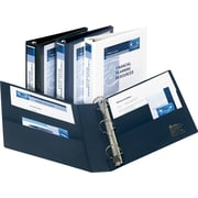 "4"" Avery® Heavy-Duty View Binders with One Touch™ EZD® Rings"