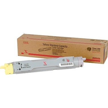 Xerox Phaser 6250 Yellow Toner Cartridge (106R00670)