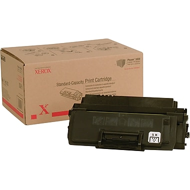 Xerox Phaser 3450 Black Toner Cartridge (106R00687)