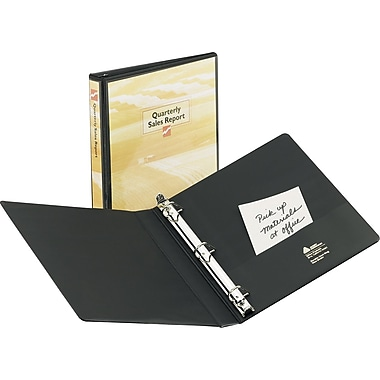 1in. Avery® Durable View Binders with EZD Rings