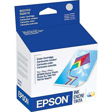 Epson Color Ink Cartridge (S193110)