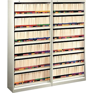 HON® 600 Series 6- Shelf Open File