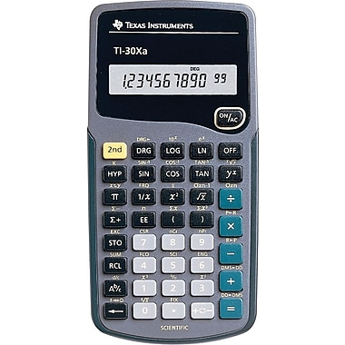Texas Instruments TI-30Xa Scientific Calculator