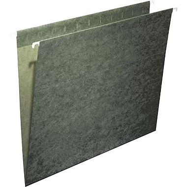 Staples® 100% Recycled Hanging File Folders