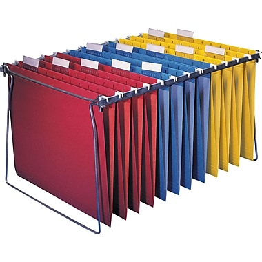 Staples® Hanging File System with Frame, Each