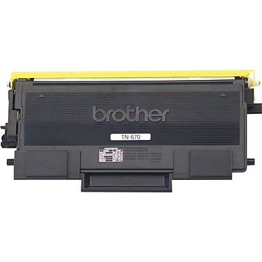 Brother Black Toner Cartridge (TN-670)