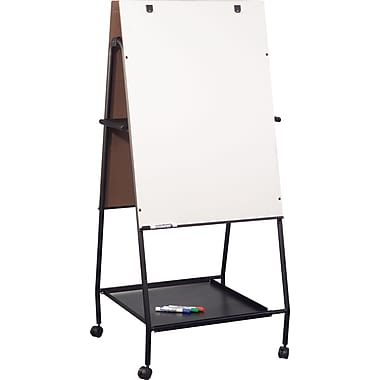 Best-Rite Mobile Folding Dry-Erase Easel